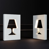 OUTLIGHT table lamp