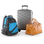Дорожный набор сумок