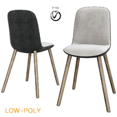 Mad Dining Chair Poliform (low poly)