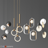 Pendant Light Collection 18 - 4 Type