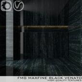 Плитка FMG BLACK VENATO