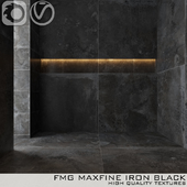 Плитка FMG IRON BLACK