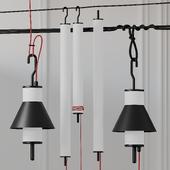 Martinelli Luce PISTILLO OUTDOOR Pendant lamps