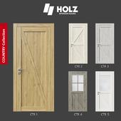 OM Двери HOLZ: коллекция COUNTRY