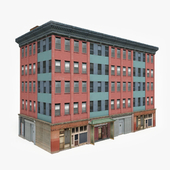 Chinatown building