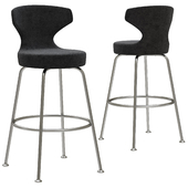 B&B Papilio bar stool