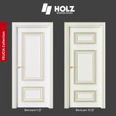 OM Двери HOLZ: коллекция FELICIA