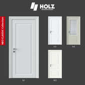 OM Двери HOLZ: коллекция NEO CLASSIC