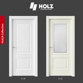 OM Двери HOLZ: коллекция PLAZA