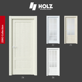 OM Двери HOLZ: коллекция ZERO