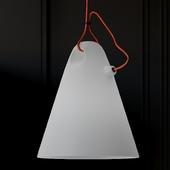 Martinelli Luce TRILLY LED Polyethylene Pendant Lamp