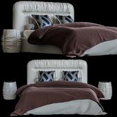 Bed / Headboard Drape HEADBOARD