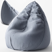 Ikea kids bean bag