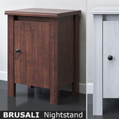 IKEA BRUSALI Bedside table