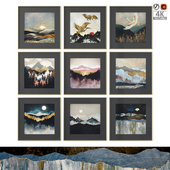Gallery Frame Set 17