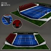 Tennis Ground