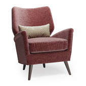 Arteriors beck chair