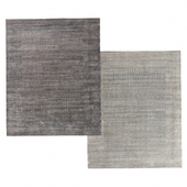 Carpet Anatolia Hand-Knotted Wool & Silk by Restoration Hardware