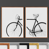 Picture frame set 00018-4