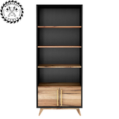 Dastin Bookcase - WoodCraftStudio