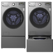 LG TWIN 171215S washing machine