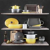 Kitchen Decorative set 08