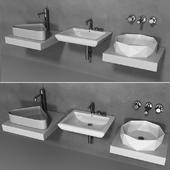 Washbasin set 8