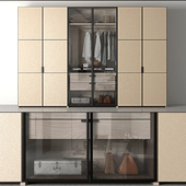 Molteni & C Poliform wardrobe