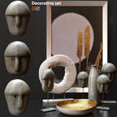 Decorative set