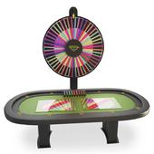 Casino game wheel