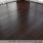 Parquet Kahrs Oak Nouveau Black