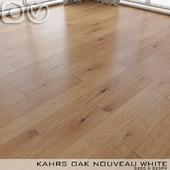 Parquet Kahrs Oak Nouveau White