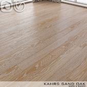 Parquet Kahrs Sand Oak
