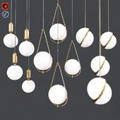 Ceiling Light Set 29