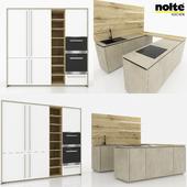 OM Nolte Küchen модель Potland+TrendLack
