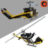 LEGO Black Thunder