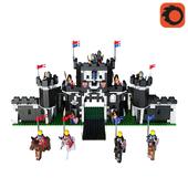 LEGO Black Monarch's Castle