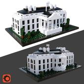 LEGO The White House