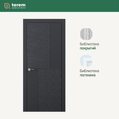 "Interior door factory ""Terem"": model Combo 06 (Design collection)"