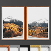 Picture frame set 00018-6