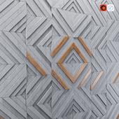 Tonk Gama decor wood panel