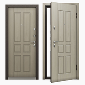 Entrance door Torex Series Delta M 10 COMBO D12