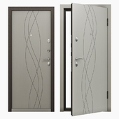 Entrance door Torex Series Delta M 10 D17