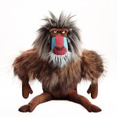 Мягкая игрушка бабуин King Bombastic от DeZonnewijzer