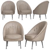 Malay armchair - Brabbu