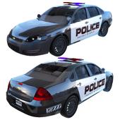 Chevrolet Impala Police Version