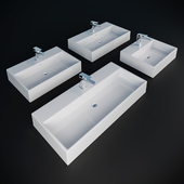 Ideal Stadart STRADA washbasins