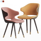 The Contract Chair Company Magda Chair