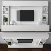 TV stand set 068