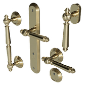 Door handles Fimet Michelle 106
